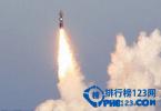 世界排行前十的洲际导弹 盘点十大洲际导弹