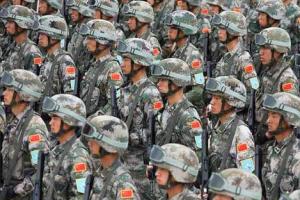 亚洲军事强国排行榜 中国排名惊人