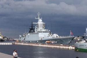 盤點世界十大護衛艦排行榜 056艦重磅出擊
