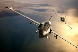 世界战机排行 哪国战斗机战斗力最高