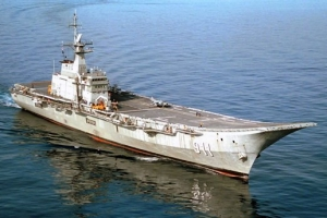 目前世界十大航母排行榜 中國遼寧艦排名如何?