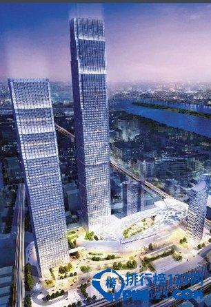 【长沙高楼排名2015】长沙最新高楼排名_长沙最高建筑