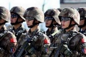 世界著名的反恐特种部队排行榜 中国排第一