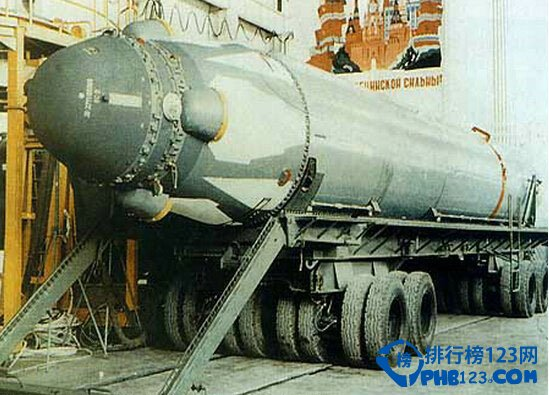 """俄罗斯""""轻舟""""导弹"""