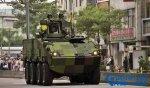 世界上最强的步战车排行榜,战场由重型武器主宰
