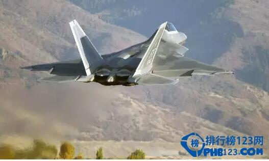 世界七大隐形战斗机排行榜,中国实力惊人