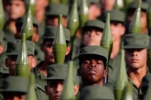 打仗最不要命的軍隊排名,戰場上寧死不屈
