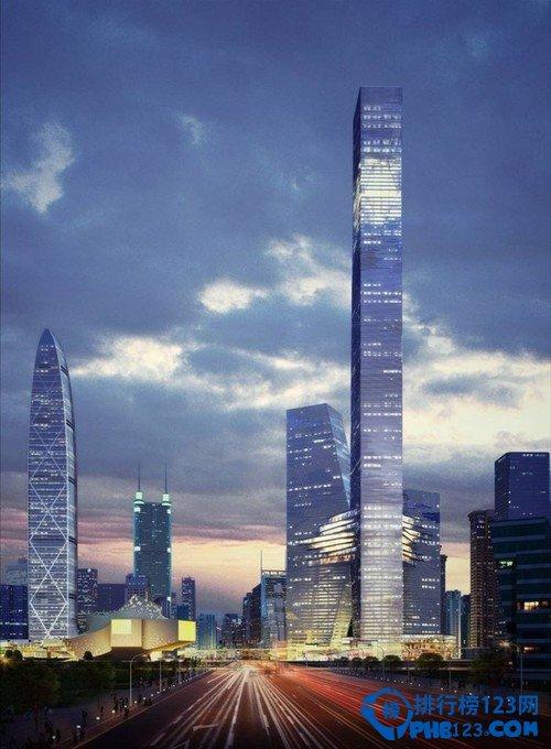 深圳第一高楼