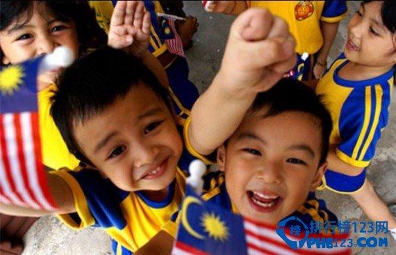华人人口最多的国家马来西亚