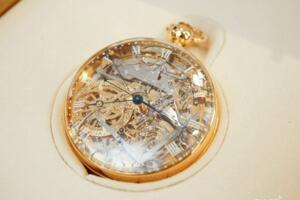 世界上最贵的手表排名,最贵的宝玑表价值2亿