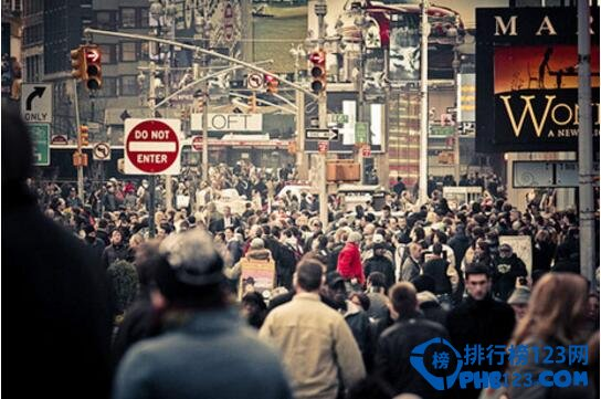 中国面积第一大城市_全球最拥挤城市排名,深圳中国第一全榜第五(17150人/每平方公里 ...