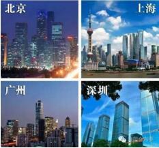 2016年一線城市有哪些 2016中國一線城市排名和名單