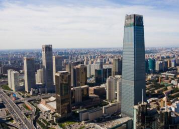 北京高楼排名,北京第一高楼仅330米