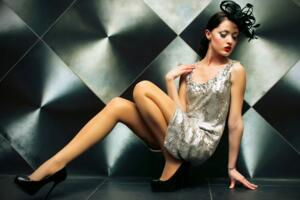 世界上最高的高跟鞋,造型奇葩只有芭蕾舞者才能穿(20.32厘米高)