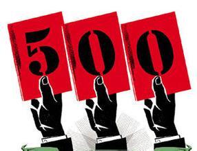 中国服务业企业500强