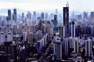 2016年前三季度國內100城市人均gdp排行榜,北京全國排名18