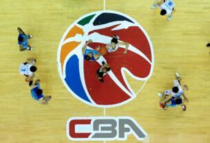 CBA球队积分榜排名 CBA2016-2017赛季最新排名