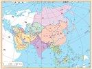 2016亚洲国家面积排名,最全亚洲国家面积排行榜