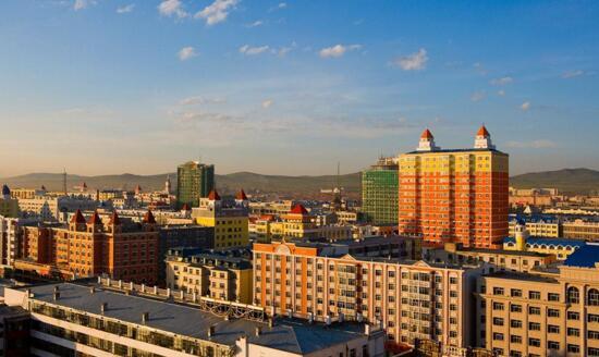 内蒙古城市2021gdp排名_内蒙古城市