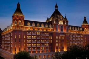 中國最貴酒店排行榜,住一天34萬(還不如去買房)