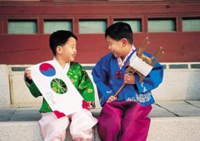 世界上民族最少的国家:朝鲜和韩国(两个国家都是一个民族)