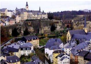 世界上人均收入最高的国家:卢森堡(人均GDP66万人民币)