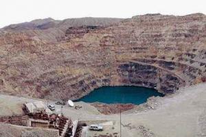 中国钻石产地分布图,全国近六成金刚石都来自辽宁