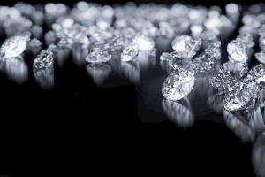 世界上的钻石产地分布图:三十个国家钻石分布(年产量一亿克拉)