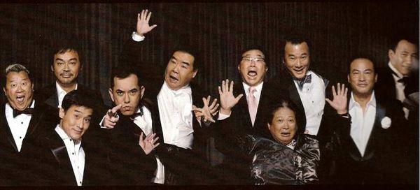 历届香港金像奖获奖完整名单(1982-2016年)