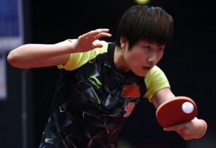 国际乒联女子最新排名:丁宁第一,朱雨玲第二武杨第十(2017年4月)