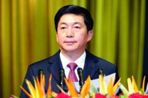2017年山西省委常委名单,山西省委常委任免名单