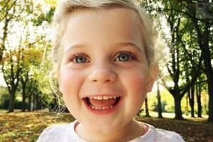 世界上眼睛最美的小孩,美丽纯净如精灵之眼