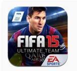 FIFA 15:終極隊伍