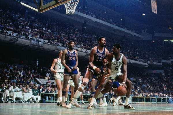 NBA季后赛篮板榜