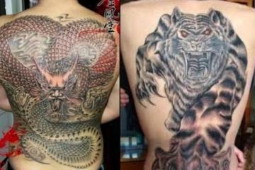 世界十大禁忌纹身:纹后毁一生,不可不看!