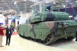 土耳其新坦克亮相 世界五种最顶尖坦克排行榜