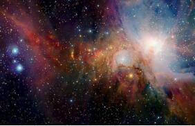 天上有多少颗星星,肉眼可见的星星有多少颗(6974颗)