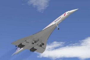 世界上最快的客机:飞行速度超2倍音速,向西飞行可追赶太阳