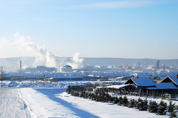 中国最冷的城市排名,黑龙江根河市最冷低至零下58℃