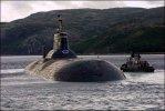 世界上最大的潜艇:俄罗斯台风级核潜艇(最恐怖的杀人机器)
