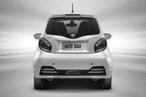 2017年5月微型车销量排行榜:知豆D2霸占头名,奇瑞QQ位居第二