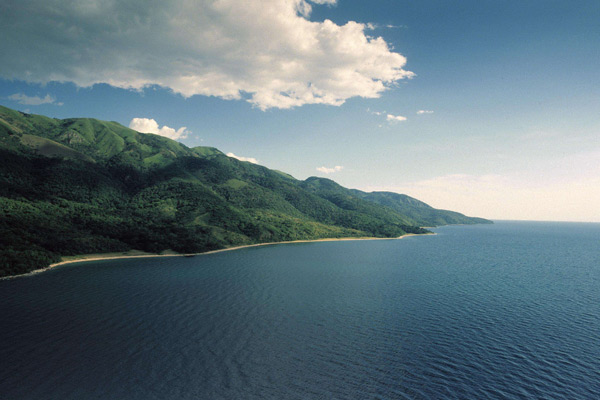 世界上最深的十大湖泊 坦噶尼喀湖