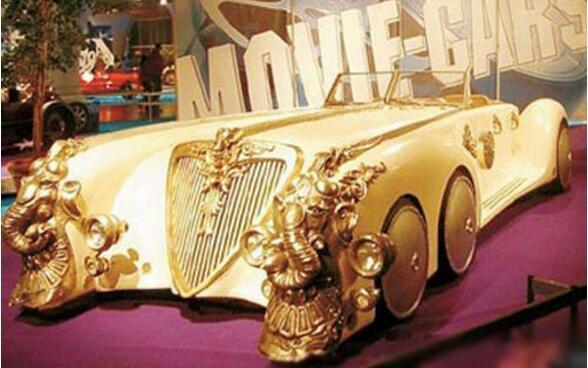 黄金跑车的主人是谁,黄金跑车的主人叫什么