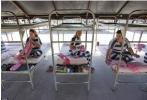 世界上最大的女子监狱:4000名女囚犯(性饥渴男人不敢靠近)