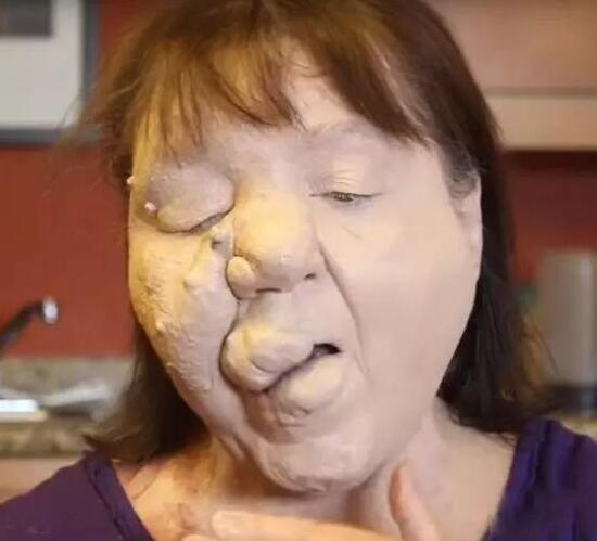 世上最丑的人的照片_世界上最恶心的人,图片看一眼吃不下饭(又丑又恶心)
