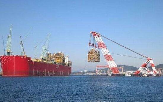 世界上最大的船