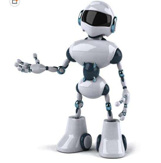 機器人專業圖片
