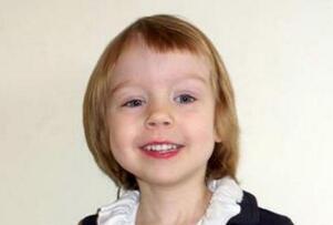 世界上智商最高的小孩,艾丽斯·阿莫斯(3岁时智商超爱因斯塔)