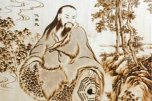 三皇之一:伏羲(中国最早的创世神)