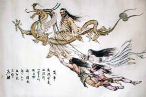 五帝之首:黄帝(与蚩尤大战一统中原)